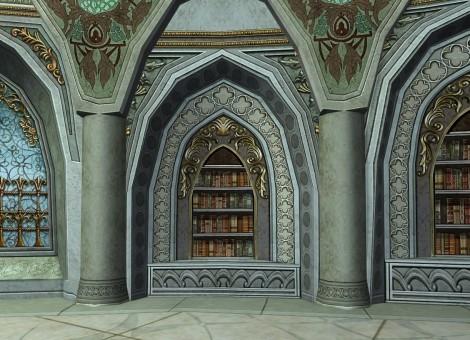 lotro library