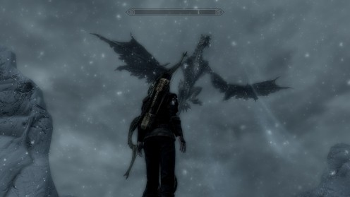 I think this is paarthurnax