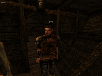 Morrowind: You are freed from the Imperial prison and sent by ship to Seyda Neen