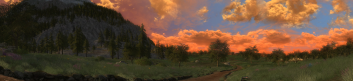 Lotro: Outside Aldburg gates