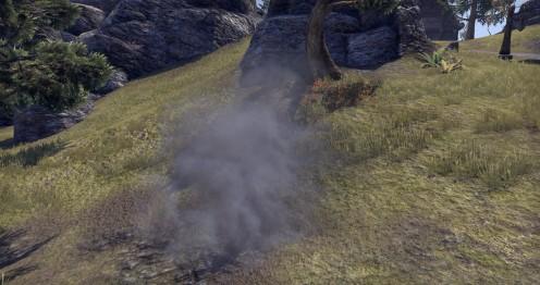 Glanir's Smoke Bomb
