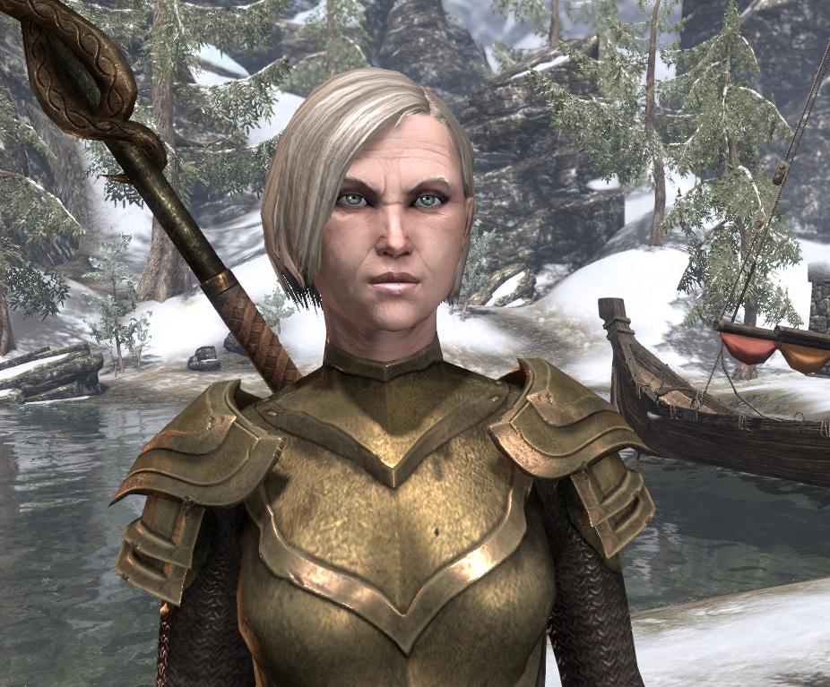 Eydis the Wanderer