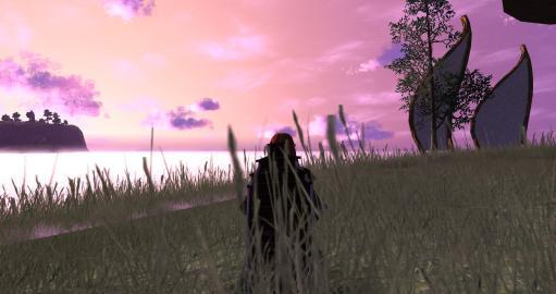 Vanguard sunset