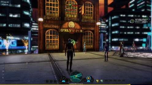 Otherland: love the pub name and the basic sim
