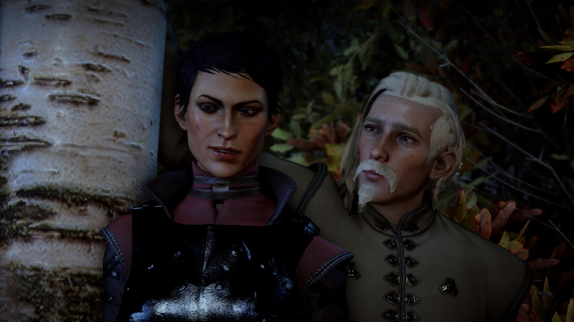 Screenshots (DA Inq, Skyrim & Mass Effect)