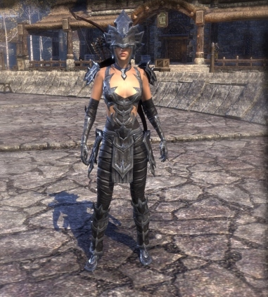 Dark Seducer costume