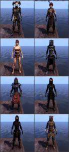 elder scrolls online costumes