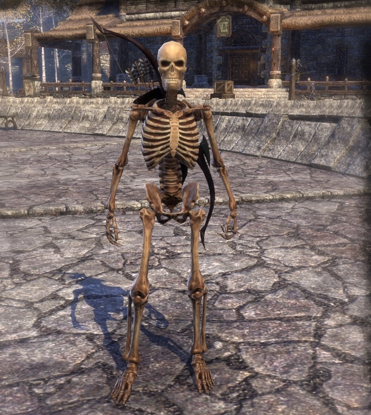 Skeleton Polymorph