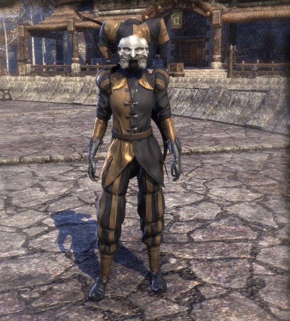 Mask of Cheerful Slaughter costume