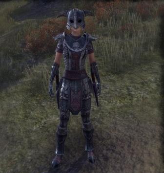 Stormfist disguise