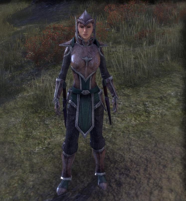 Vanguard uniform