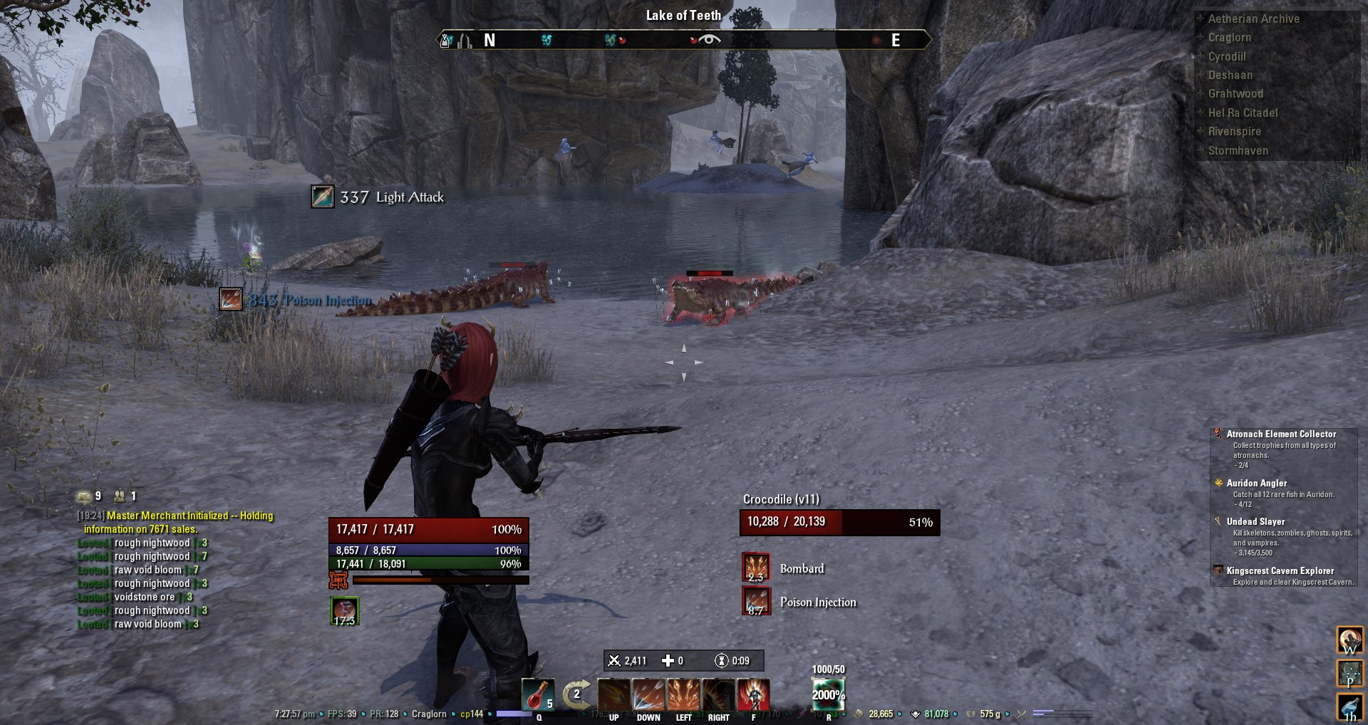 how to get eso addons