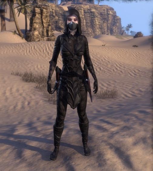 ESO 'Nightingale' Armour