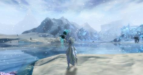 GW2 - elfa seren - ranger