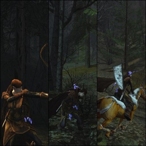 Lotro - eldaeriel - hunter