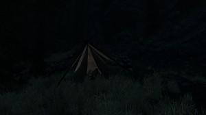 skyrim tent