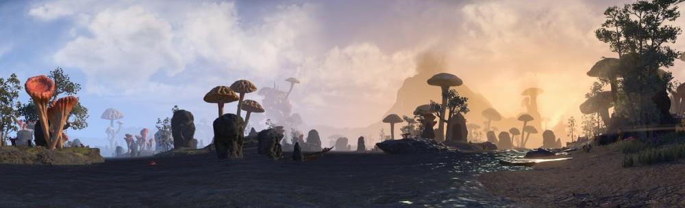 elder scrolls online morrowind panorama