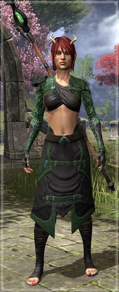 elder scrolls online thief outfit