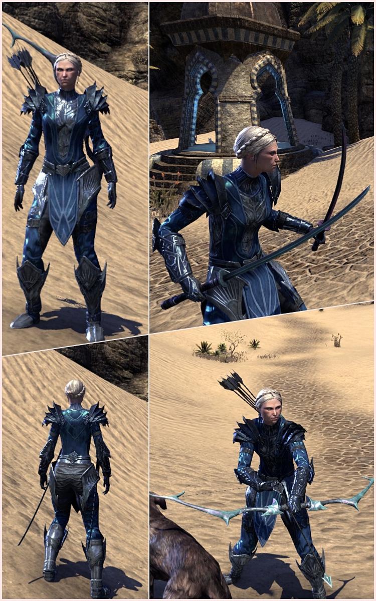 outfit for stamina sorcerer elder scrolls online
