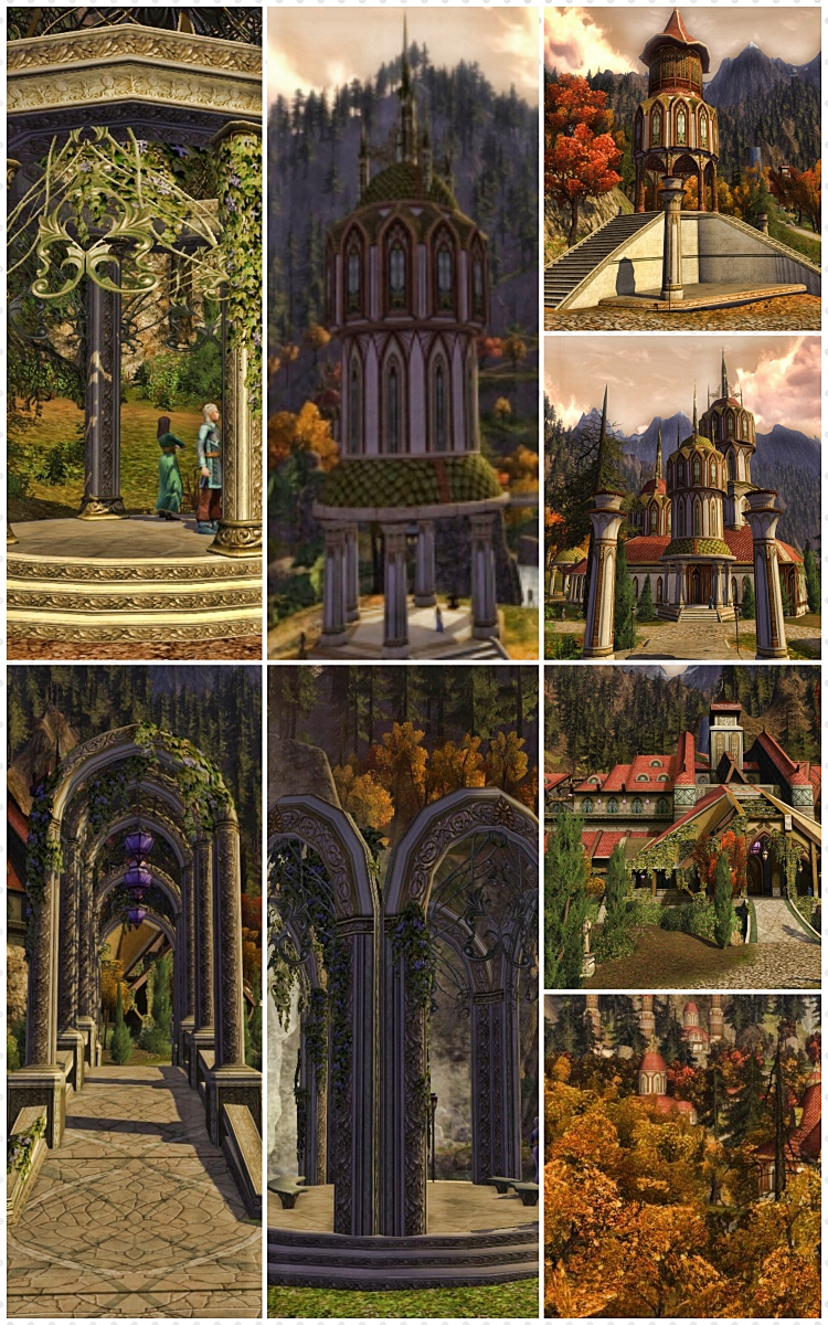 Rivendell, Lord of the Rings Online