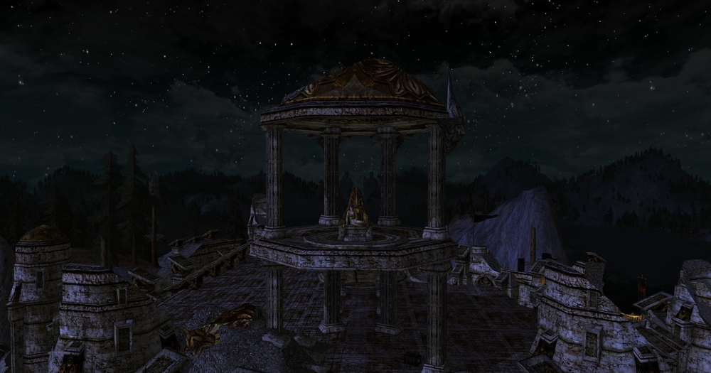Amon Hen, Rohan, Lotro