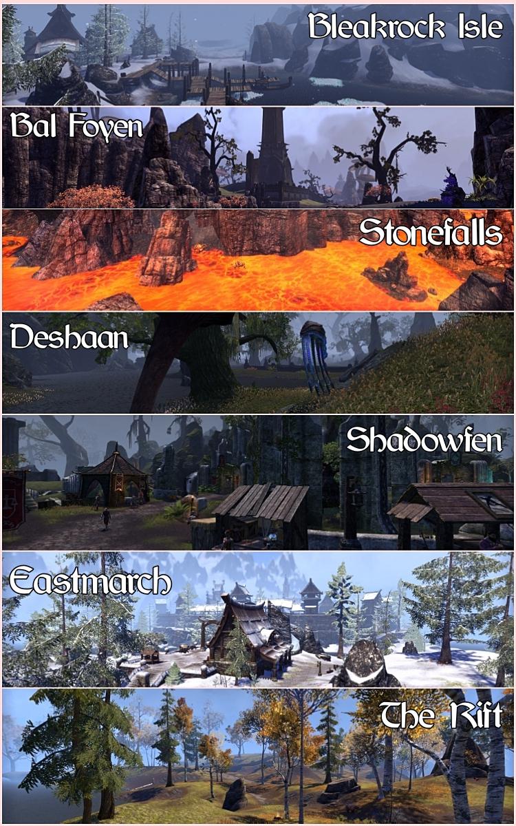 Ebonheart Pact, Elder Scrolls Online