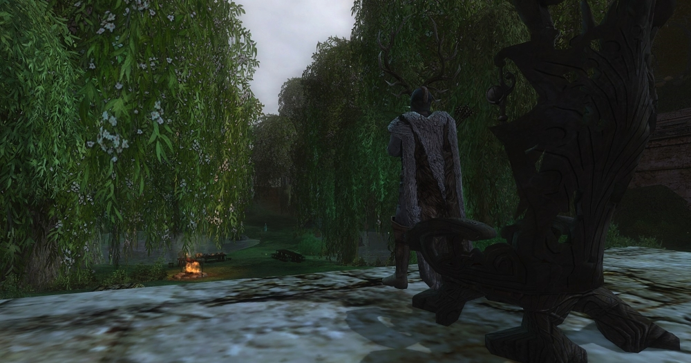 Hall of the Huntsman, Enedwaith, Lotro