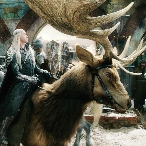 The Hobbit Thranduil