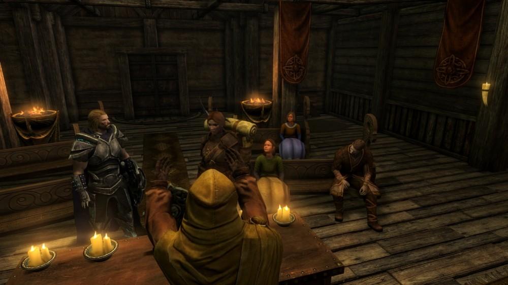 skyrim argis the bulwark getting married