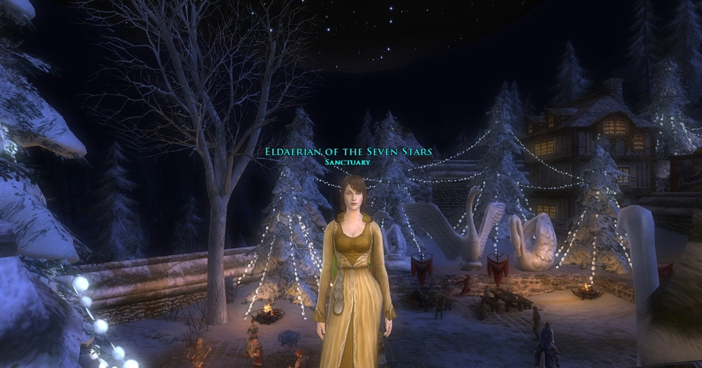 lotro eldaerian frostbluff lord of the rings online