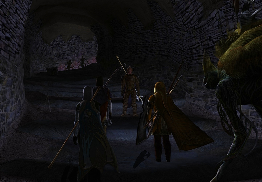 Great Barrow, Lord of the Rings Online, lotro
