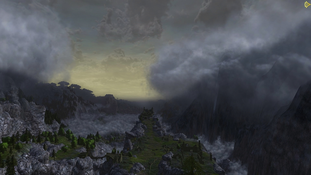 Wells of Langflood, Lord of the Rings Online, lotro